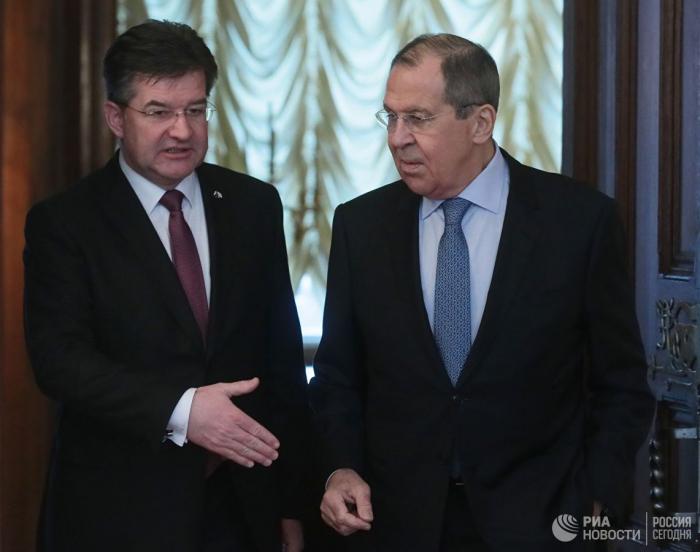 Lavrov:  Los copresidentes de la OSCE se preparan para nuevas negociaciones