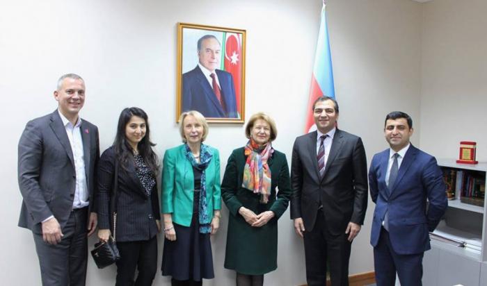 Azərbaycanla Britaniya arasında turizm əlaqələri inkişaf edir