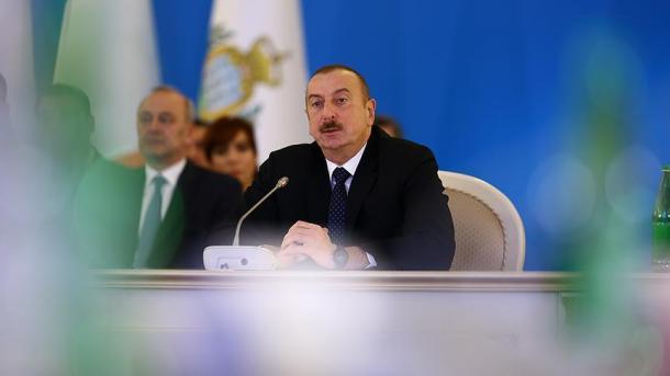 Presidente Aliyev:   El TANAP suministró a Turquía más de mil millones de metros cúbicos de gas natural