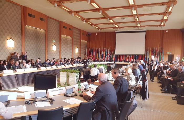 La 18e session d'hiver de l'AP de l'OSCE entame ses travaux à Vienne