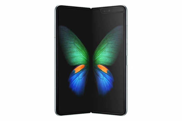 Samsung announces folding phone with 5G at nearly $2,000