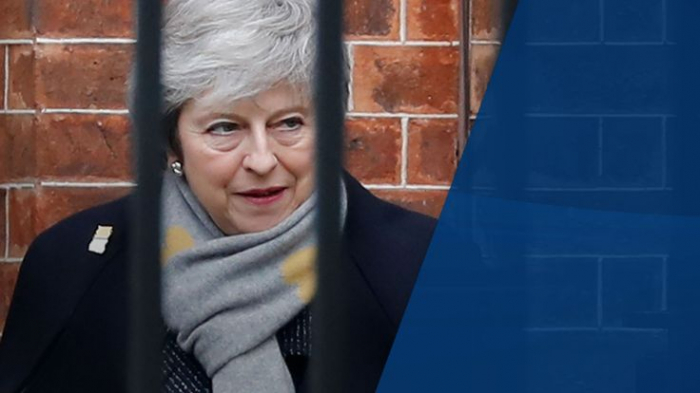 Ministers warn British PM May of rebellion in the event of no-deal Brexit