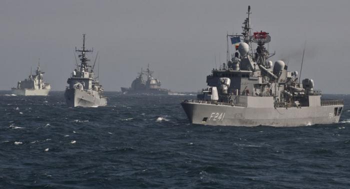 Manöver im Schwarzen Meer: Krim warnt Nato-Schiffe vor Provokationen