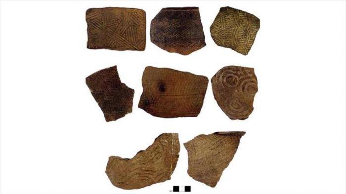 Descubren redes de mensajería en restos de cerámicas precolombinas