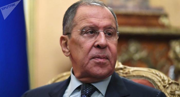 Lawrow nennt Grund für Verschlechterung der Beziehungen zwischen Russland und USA
