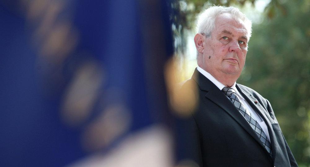 Zeman sieht keinen Grund für US-Raketen in Tschechien
