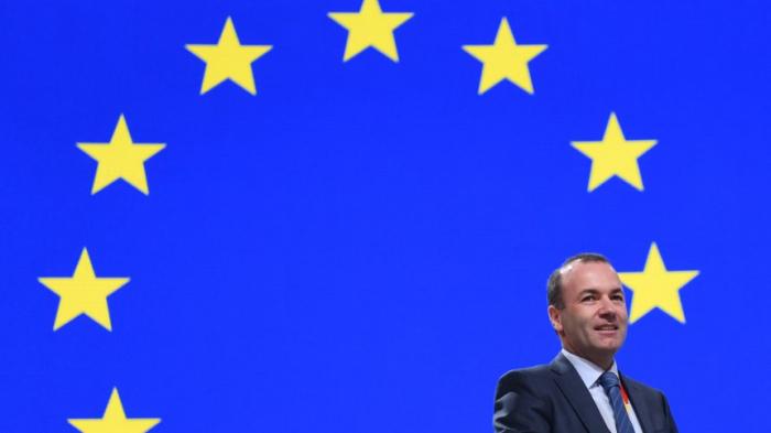 Sozialdemokraten attackieren EVP-Spitzenkandidat Weber