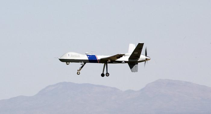 Vídeo:   Irán intercepta con armas rusas un dron de EEUU