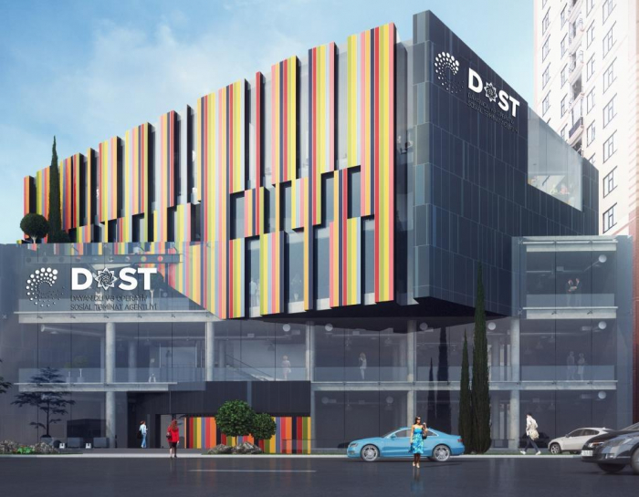 DOST centers to open in Baku's 4 districts