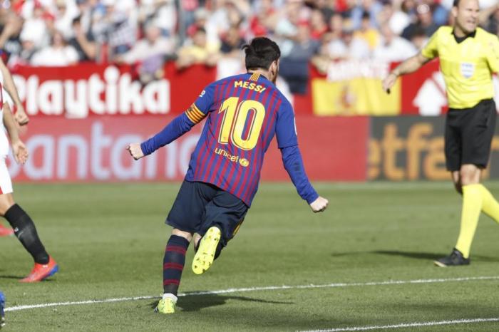 """Messidən het-trik, """"Barselona"""" qələbə qazandı"""