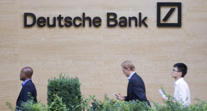 """Deutsche Bank """"verliert"""" 1,6 Milliarden Dollar"""