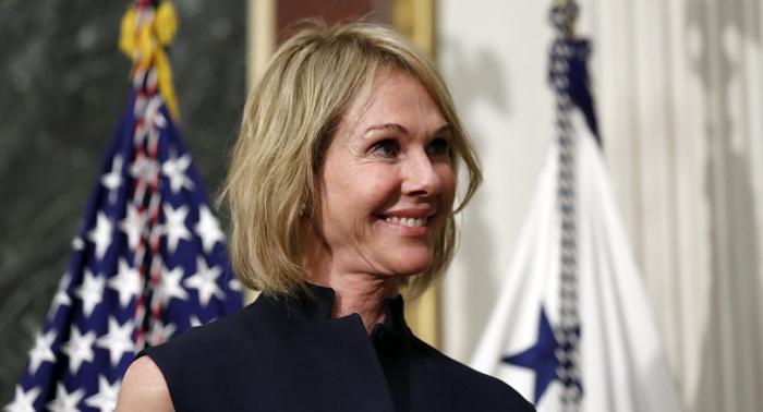 Diplomatin Kelly Craft soll neue US-Botschafterin bei UN werden