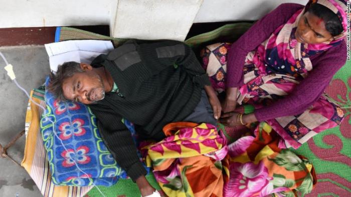 Toxic moonshine kills 154 people and leaves hundreds hospitalized in India