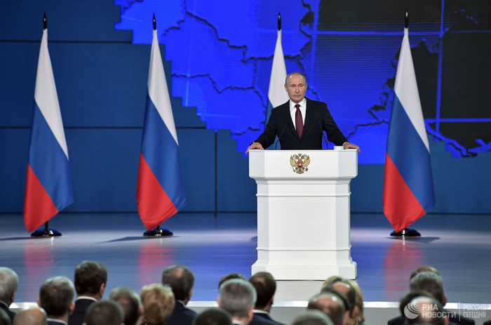 """""""Bağlı qapını döyməyəcəyik"""" – Putindən mesaj"""