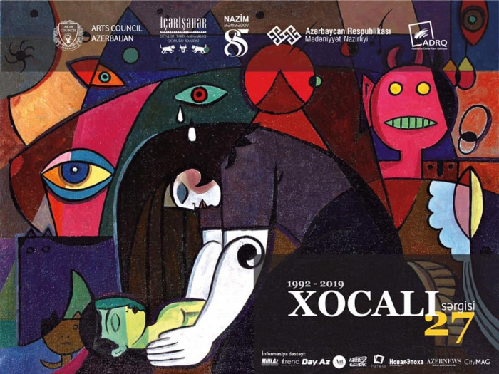 Art Tower Gallery to host exhibition over Khojaly genocide