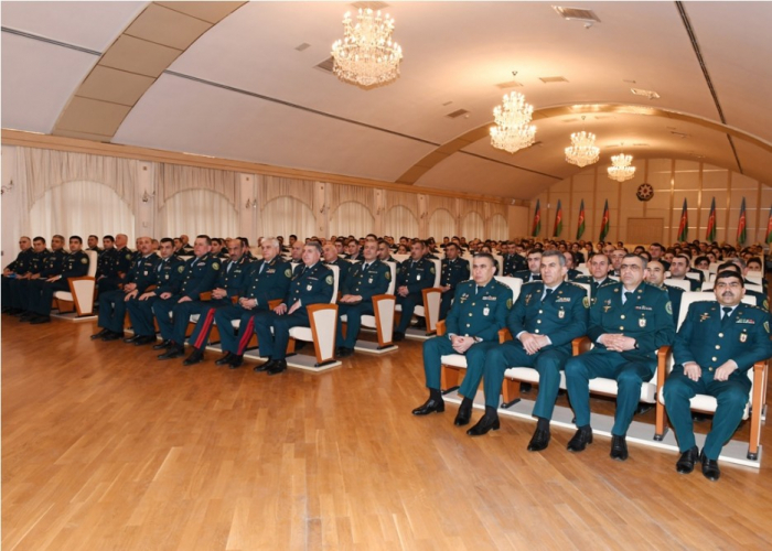 Khojaly tragedy commemorated in military units of State Border Service –  PHOTOS