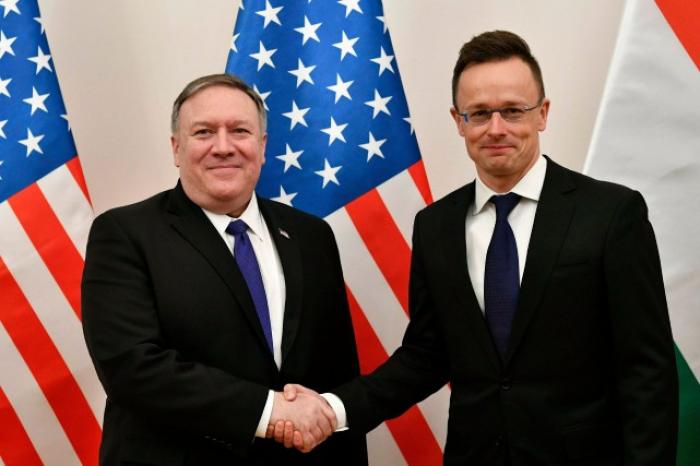 Pompeo met en garde la Hongrie sur ses liens avec la Russie