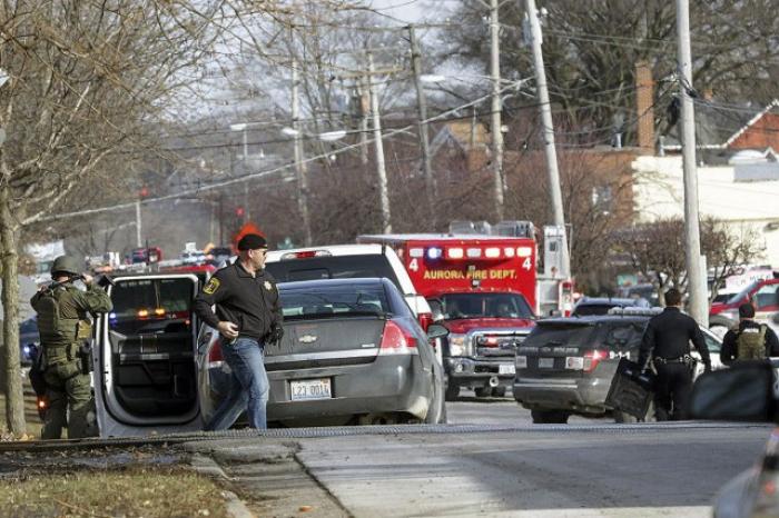 Plusieurs blessés   dans une fusillade près de Chicago, le tireur arrêté