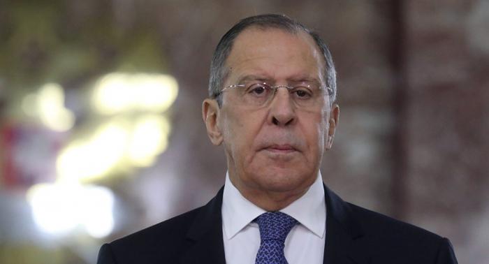 لافروف: روسيا تساهم في تحقيق التسوية السياسية في سوريا