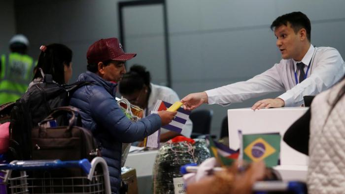 Brésil: les médecins cubains ont été remplacés