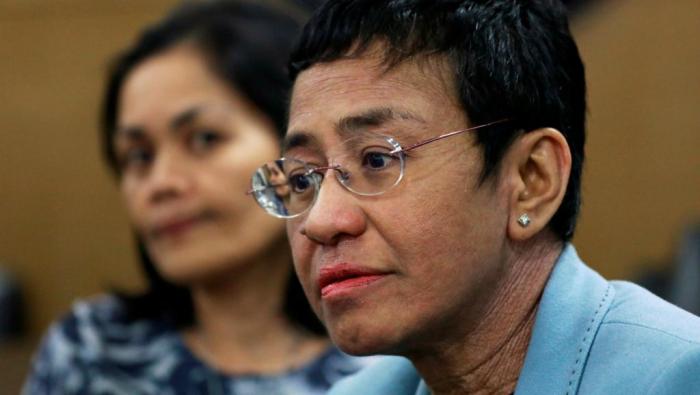 Philippines: la journaliste Maria Ressa libérée sous caution