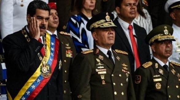 واشنطن على اتصال مع أفراد من جيش فنزويلا لدعوتهم للانشقاق