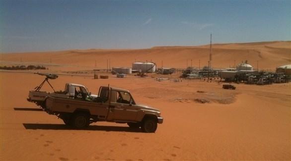 """ليبيا: المؤسسة الوطنية للنفط تناقش أزمة حقل الشرارة مع """"ريسبول"""""""
