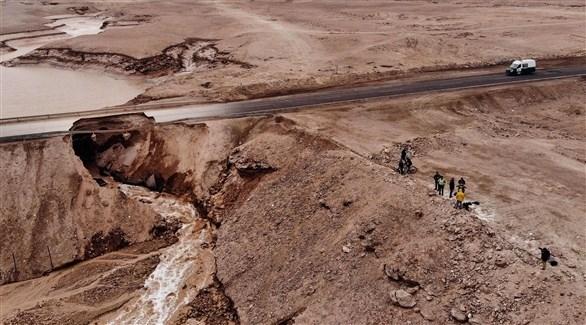 تشيلي: إعلان منطقة كوارث في الشمال بسبب الأمطار