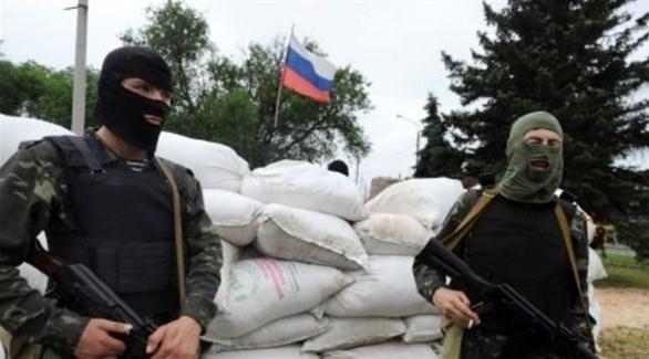 مقتل 5 أشخاص شرق أوكرانيا