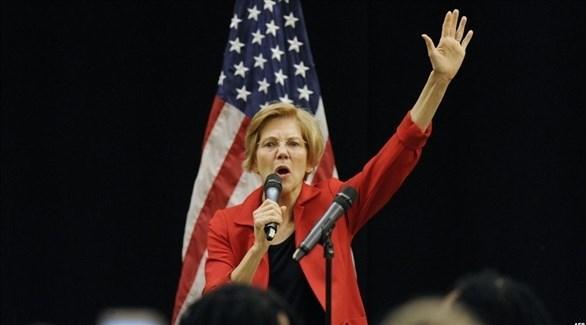 السيناتورة الديمقراطية إليزابيث وارن تعلن ترشحها للرئاسة اليوم