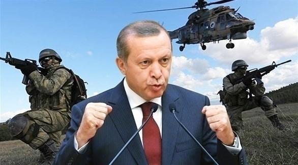 أردوغان يقيل قائد كتيبة بعد تزايد حوادث سقوط المروحيات