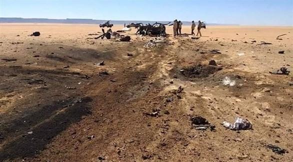 """البنتاغون"""" ينفي المشاركة في غارة على """"القاعدة"""" جنوب ليبيا"""