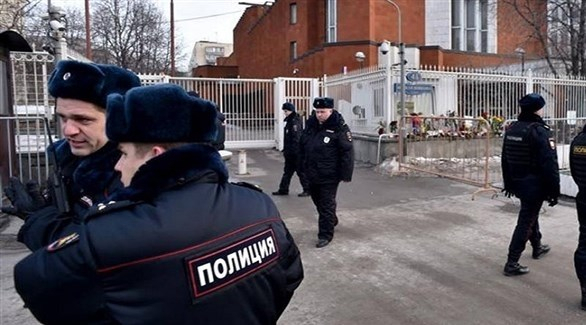 الشرطة الروسية تحتجز مستثمراً أمريكياً بارزاً