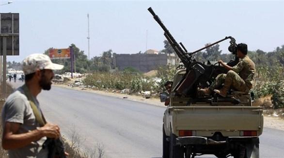 الداخلية الليبية تطلب من واشنطن تدريب الأمن