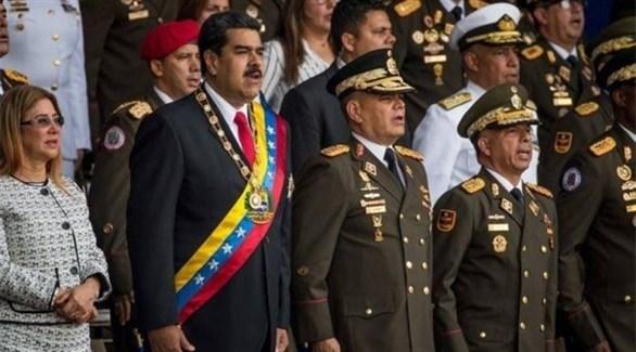 عقوبات أمريكية على مسؤولين مقربين من مادورو