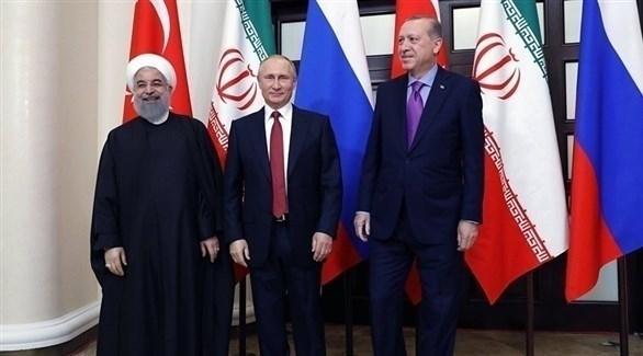أردوغان: مستعدون لعمليات مشتركة مع إيران وروسيا في الشمال السوري