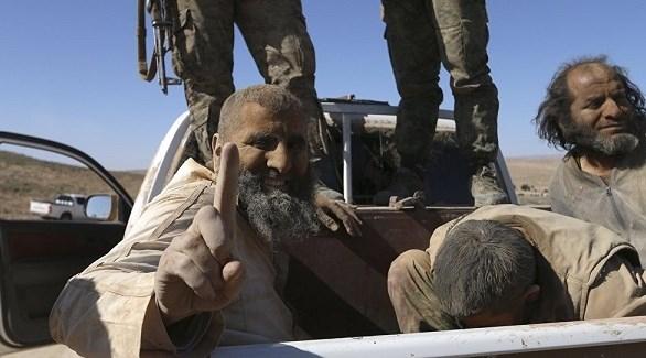 """سوريا: عشرات الدواعش الأتراك والأوروبيين يستسلمون لـ """"قسد"""""""