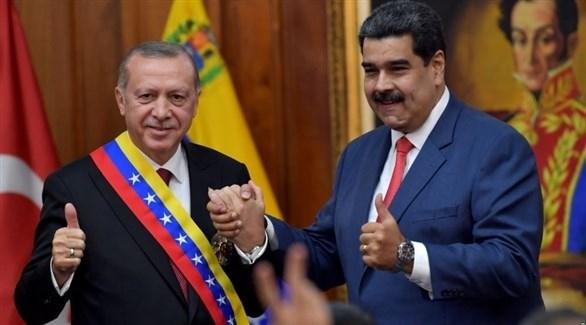 أردوغان: نساعد فنزويلا.. كما فعلنا مع قطر