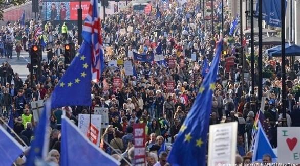 بريطانيا: مناقشات مثمرة حول بريكست مع الاتحاد الأوروبي