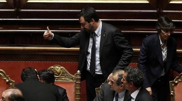 إيطاليا: مجلس الشيوخ يمنع تحقيقاً مع سالفيني بعد منع دخول مهاجرين