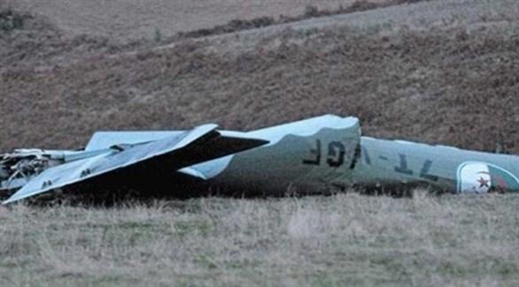 الجزائر: مقتل ضابطين في تحطم طائرة مقاتلة