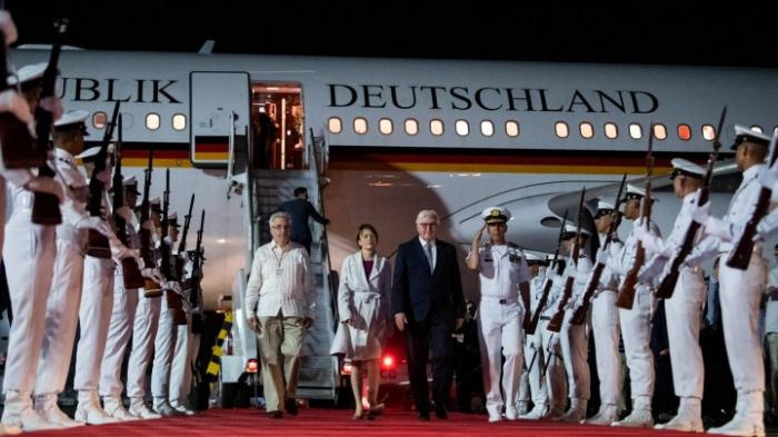 Steinmeier wirbt für freie Wahlen