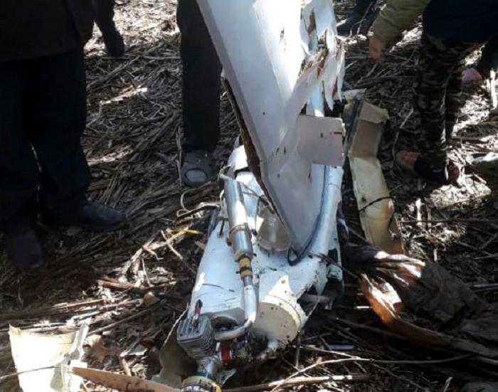 Un drone tactique arménien abattu -  PHOTOS