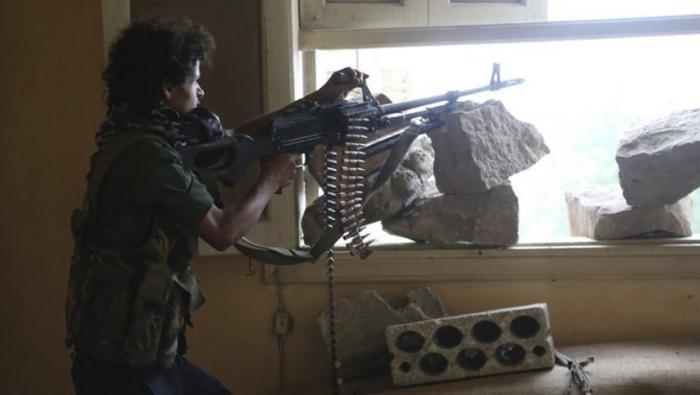Səudiyyə və BƏƏ ABŞ silahlarını terrorçulara satır