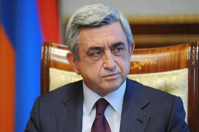 Sarkisyan yenidən dindirildi - Bu dəfə 4 saat