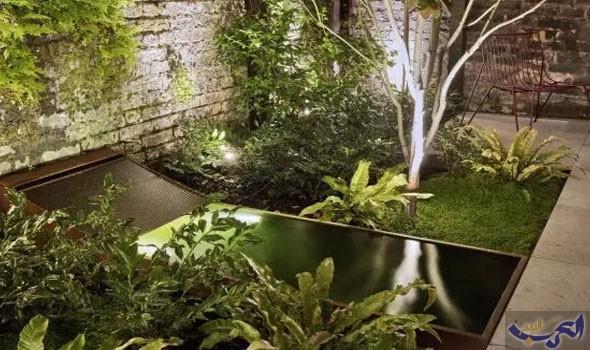 حِيل زراعية ذكية تُحوِّل حديقة لندن المهجورة إلى واحة جميلة
