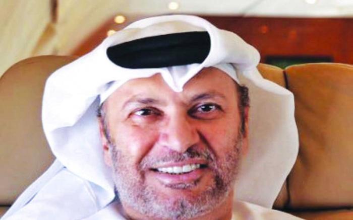 قرقاش: محمد بن زايد نصح تميم بعدم خسارة السعودية