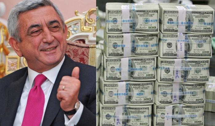 Sarkisyan inqilabın olacağını bilirmiş - Ölkədən 500 milyon dollar çıxarılıb