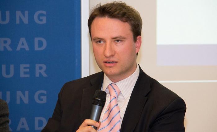 Diputado del Bundestag del Partido en poder  : Gozamos de buenas perspectivas en las relaciones con Azerbaiyán