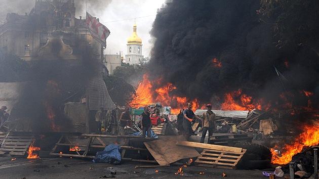 Se registran tres explosiones en el centro de Donetsk